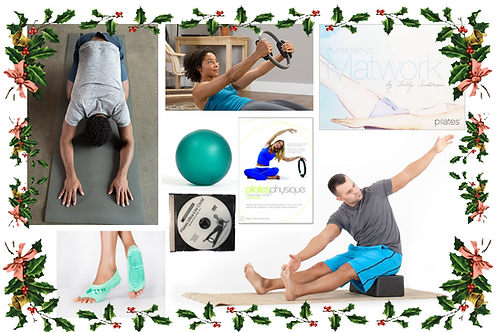 Pilates at Home - Matwork Pack (Includes Delivery)