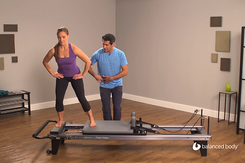 Reformer Workout on the Allegro Reformer® - Includes Delivery