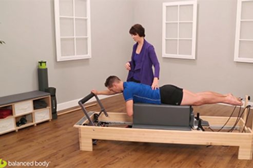 Reformer Workout on the Studio Reformer® - Includes Delivery