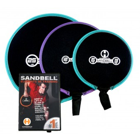 The Elements of SandBell Training Bundle