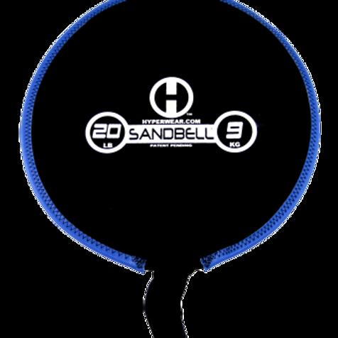 9kg Sandbell (blue) Unfilled