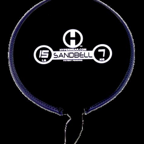 7kg Sandbell (Indigo) Unfilled