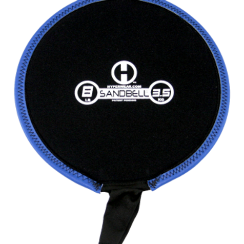3.5kg Sandbell (Blue) Unfilled