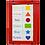 Thumbnail: Colors and Shapes Matching Blocks AM16