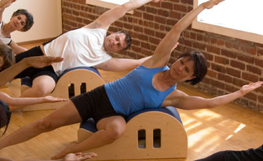 A GAME CHANGER: PILATES IN REHABILITATION