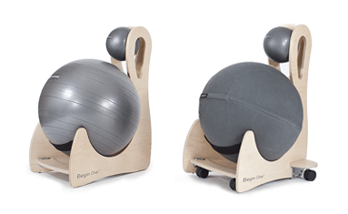 Balanced Body® Battles the Dangers of Sitting: Launches the Begin Chair