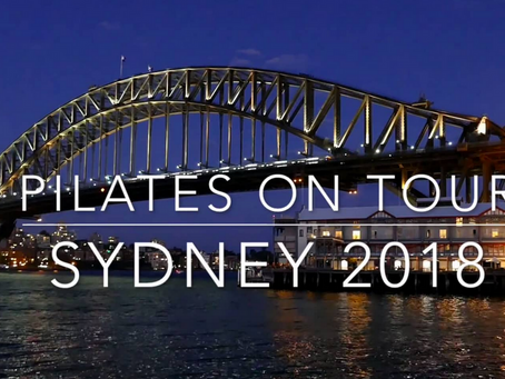 Pilates On Tour Sydney Announced!