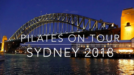 Pilates On Tour Sydney Announced!