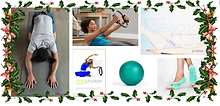 Pilates At Home - Pilates Pack (Includes Delivery)