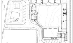 Sketch of new Keakealani Site