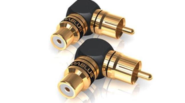 Viablue XS RCA Adaptor