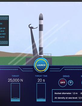 Rocket Launch Challenge
