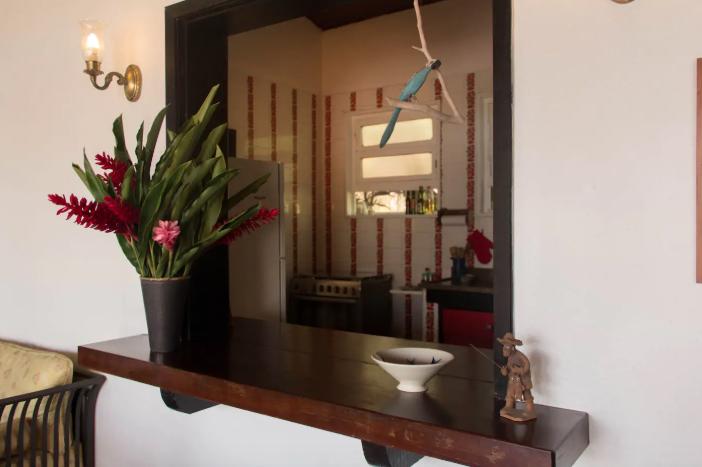 cozinha aberta para sala