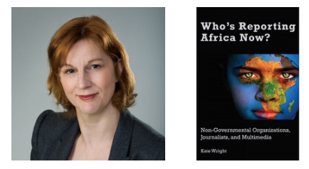 "CBDS Hosting Kate Wright for seminar and discussion on ""Digital Humanitarianism in Africa&#822"