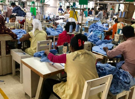 Supply Chain Responsibilities in a Global Pandemic