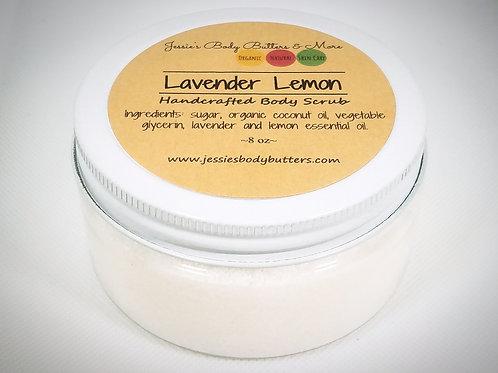 Body Scrub- Lavender Lemon