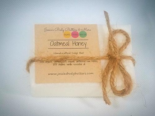 Soap Bar- Oatmeal Honey