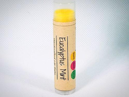 Lip Balm-Eucalyptus Mint