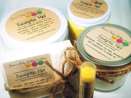 Eucalyptus Mint Gift Set