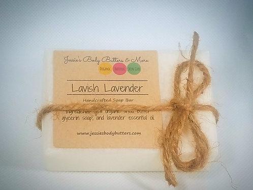Soap Bar- Lavish Lavender