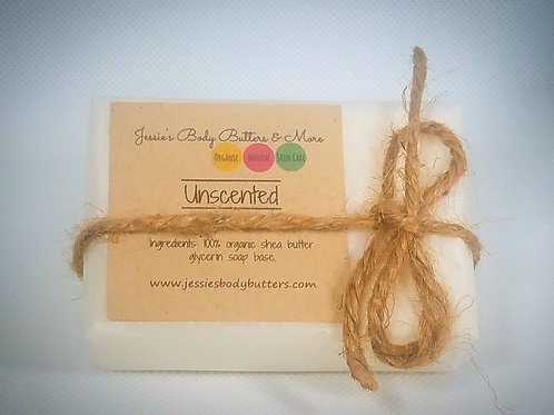 Soap Bar- Unscented