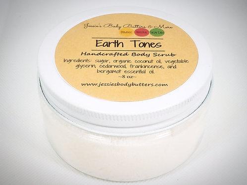 Body Scrub- Earth Tones