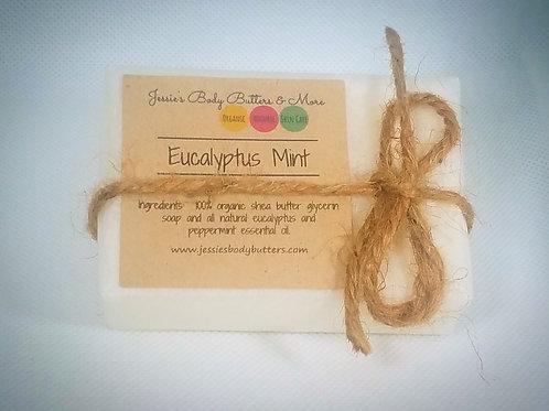 Soap Bar- Eucalyptus Mint