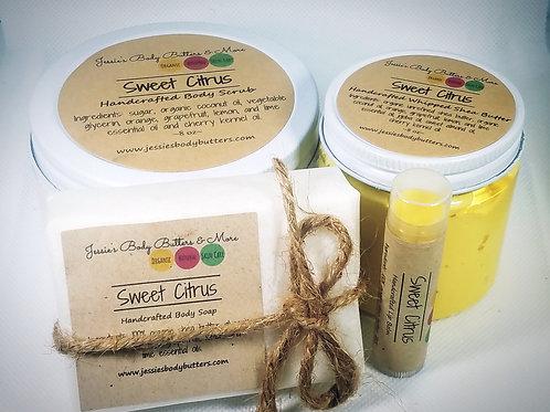 Sweet Citrus Gift Set