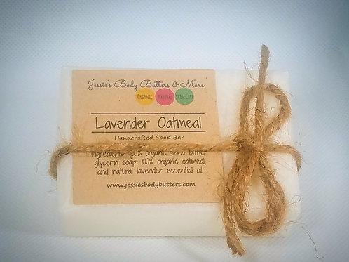 Soap Bar- Lavender Oatmeal