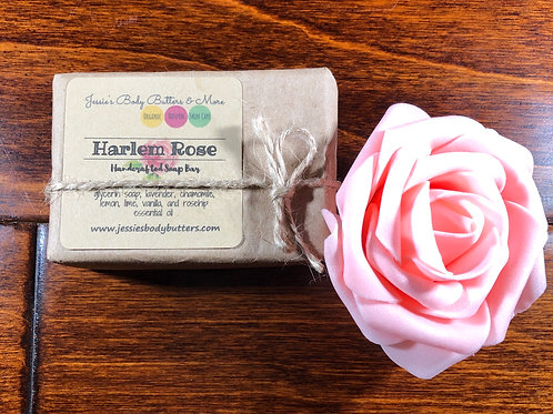 Harlem Rose Soap Bar