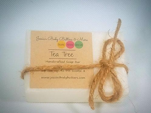 Soap Bar- Tea Tree
