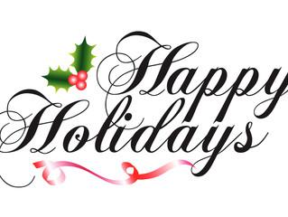 Mark Your Calendar for the THAGS Christmas Potluck Dinner