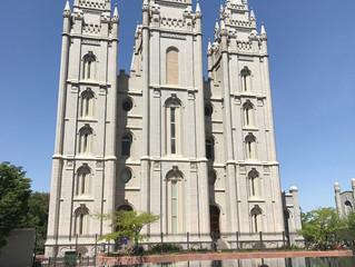 Photos from Salt Lake Research Trip
