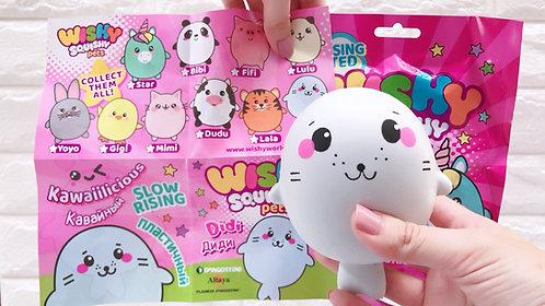 Wishy Squishy Pets | Seal