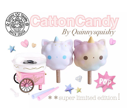 Catton Candy DOUBLE BUNDLE PROMO | Caticorn Licensed Squishy