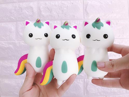 Cat unicorn squishy