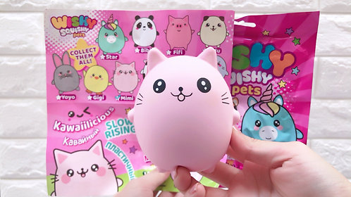 Wishy Squishy Pets | Cat