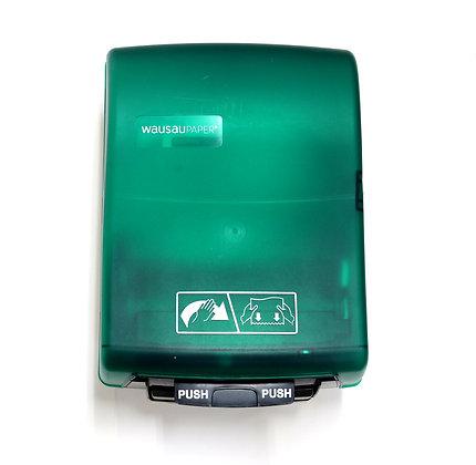 Wausau-Paper Roll Towel Dispenser