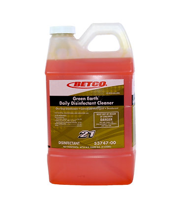 BETCO: Green Earth - Daily Disinfectant Cleaner