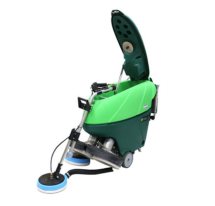 4-Clean-Pro Floor Scrubber (with Attachments)