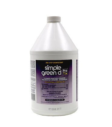 Simple Green: Pro 5 - One Step Disinfectant & Cleaner