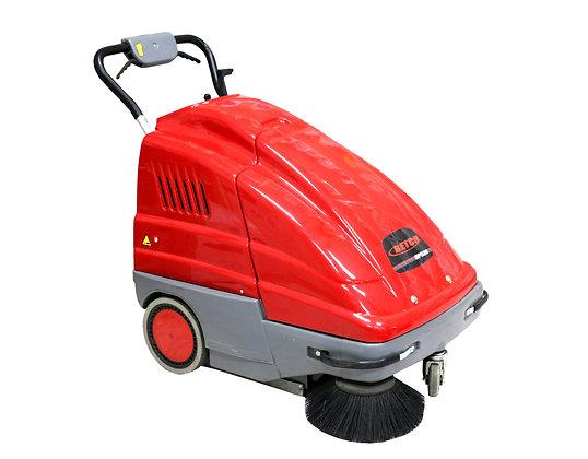 "Betco BPS28 28"" Battery Walk-Behind Floor Sweeper"