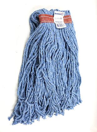 Renown - Standard Loop-End Medium Blue Blended Wet Mop Head