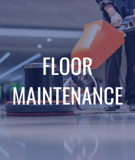 Jacksonville Floor Maintenance Services