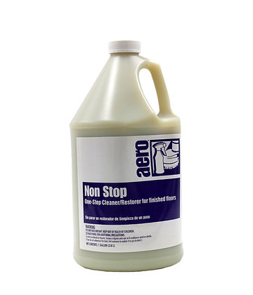 Aero: Non-Stop - One Step Cleaner & Restorer for Finished Floors