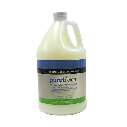 Pureti Clear Glass Cleaner