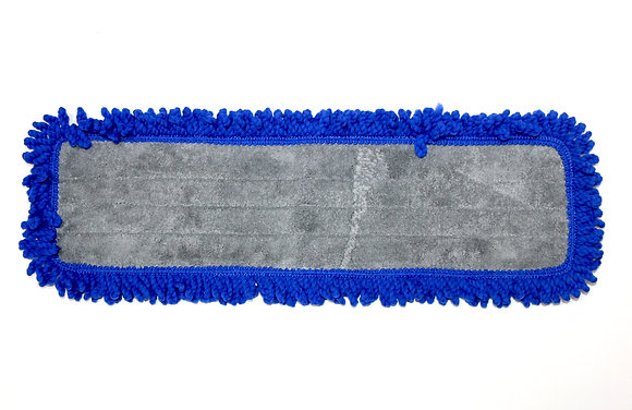 Fringed Dust Mop with Velcro Backing
