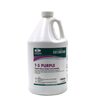 Theochem T-5 Purple Heavy-Duty Concentrate