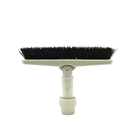 Pivoting Grout Brush - Stiff Black Nylon