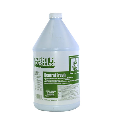 Earth Force: Neutral Fresh - Disinfectant, Detergent, & Deodorant
